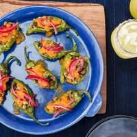 Chiles Rellenos Jalapenos Recipe
