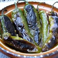 Chiles Toreados Recipe