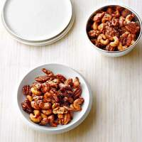 Chipotle and Rosemary Roasted Nuts Recipe