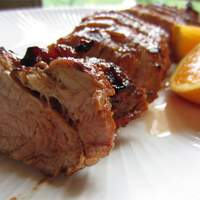 Chipotle Crusted Pork Tenderloin Recipe