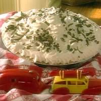 Chocolate Almond Pie Recipe