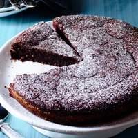 Chocolate-Almond Torte Recipe
