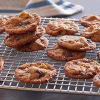 Chocolate Chip Cookies Straight Up or with Nuts Recipe