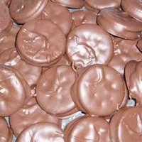 Chocolate Coated Peanut Butter Crackers Recipe