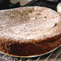 Chocolate Cracked Earth (Flourless Chocolate Cake) Recipe