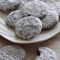 Chocolate-Hazelnut Drop Cookies Recipe