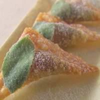 Chocolate-Hazelnut Ravioli Recipe