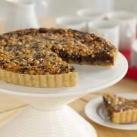 Chocolate-Hazelnut Tart Recipe