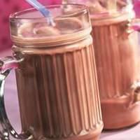 Chocolate Mug Milkshake Recipe