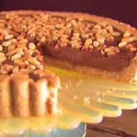 Chocolate-Ricotta Pie Recipe