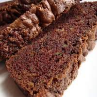 Chocolate Zucchini Bread I Recipe