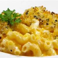 Chuck's Favorite Mac and Cheese Recipe