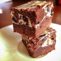 Chunky Cheesecake Brownies Recipe