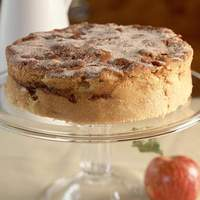 Cinnamon-Apple Cake Recipe
