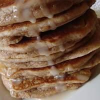 Cinnamon Griddle Cakes Recipe