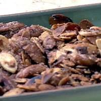 Cinnamon Pecans and Almonds Recipe