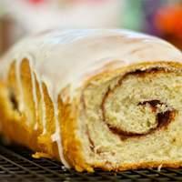 Cinnamon Raisin Swirl Bread Recipe