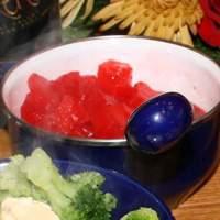 "Cinnamon ""red Hots"" Pineapples Recipe"