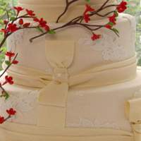 Cinnamon Vanilla Wedding Cake with Mexican Hot Chocolate Buttercream Recipe