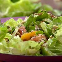 Citrus Salad with Toasted Seeds and Pine Nuts Recipe