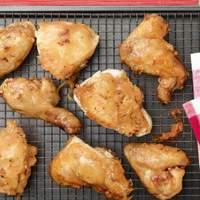 Classic Fried Chicken Recipe