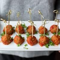 Classic Italian Turkey Meatballs Recipe
