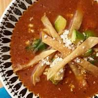 Classic Tortilla Soup Recipe