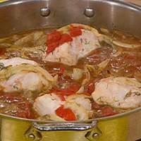 Cod with Fennel, Dill and Tomato Recipe