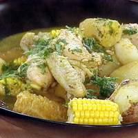 Colombian Chicken Stew: Sancocho Recipe