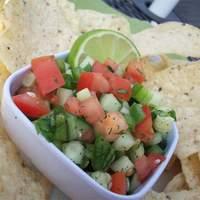 Cool Cucumber Salsa Recipe