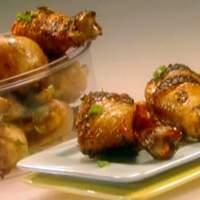 Coriander Lime Grilled Chicken Legs Recipe