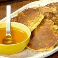 Corn Cakes with Honey Recipe