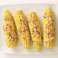 Corn With Paprika Butter Recipe