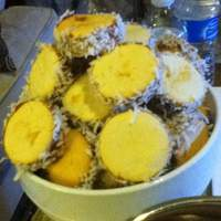 Cornstarch Alfajores With Dulce De Leche (Argentina) recipe