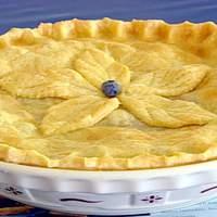 Country Blueberry Pie Recipe