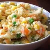 Cowboy Mashed Potatoes Recipe