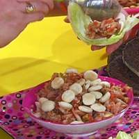 Crab Salad Lettuce Cups Recipe