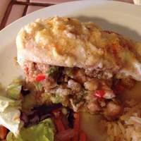 Crab Stuffed Chicken Breasts Recipe