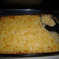 Cracker Barrel Potato Casserole/Hash Browns Casserole - Copycat Recipe