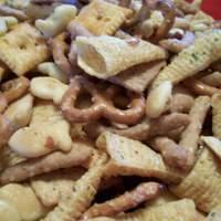 Cracker Snack Mix Recipe