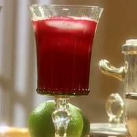 Cranberry Fizzle Recipe