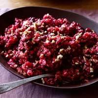 Cranberry-Orange Relish Recipe