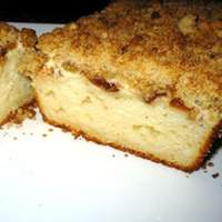 Cream Cheese-Filled Coffeecake With Fruit Preserves and Crumble Topping Recipe