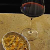 Creamed Cauliflowers and Potato Casserole Recipe
