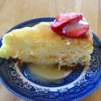 Creamy Ambrosia Cheesecake Recipe