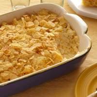 Creamy Hash Brown Casserole Recipe