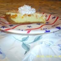 Creamy Orangesicle Pie Recipe
