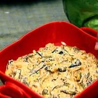 Creamy Poblano Pepper Strips (Rajas) recipe