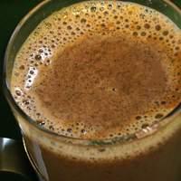 Creamy Pumpkin Hot Chocolate (Vegan) recipe