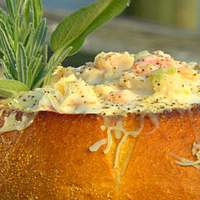 Creole Shrimp and Lobster Bisque Recipe